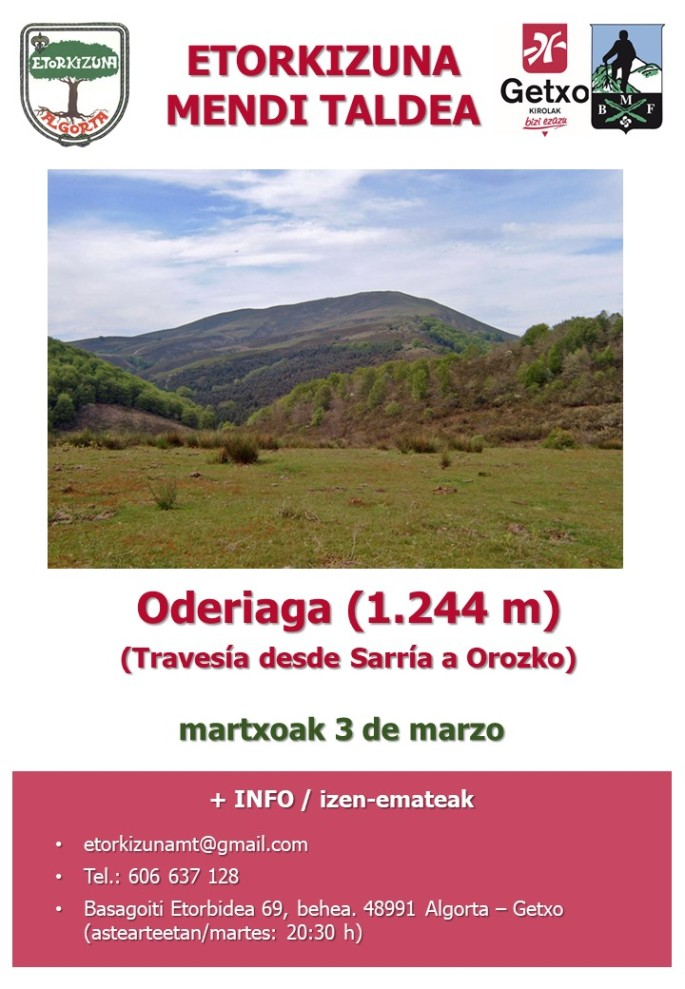Cartel Oderiaga